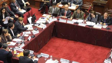 Comisión del Congreso aprobó anular la inscripción de partidos que no participen en las elecciones