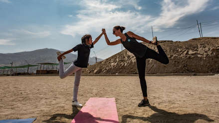 La otra ruta | El amor de una yogui