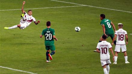 Venezuela 3 - 1 Bolivia: resumen de la clasificación venezolana en la Copa América 2019