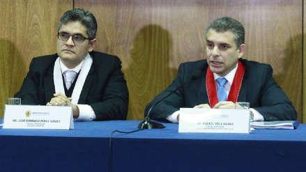 Fiscales Vela y Pérez viajan a Israel para interrogar a Josef Maiman