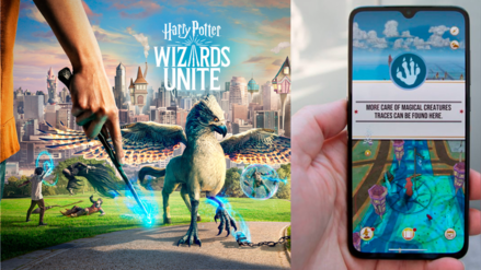 'Wizards Unite', el Pokémon Go de Harry Potter ya está disponible en iOS y Android