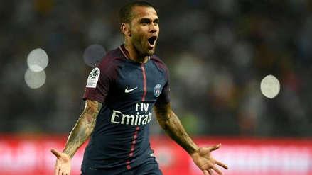 ¡No va más! Dani Alves se despidió del PSG y dejó en duda su futuro