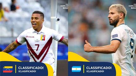 Argentina vs. Venezuela: fecha, hora y canal del partido por los cuartos de final de la Copa América 2019