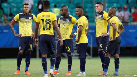 Bolillo Gómez sobre jugador de Ecuador que dejó concentración: