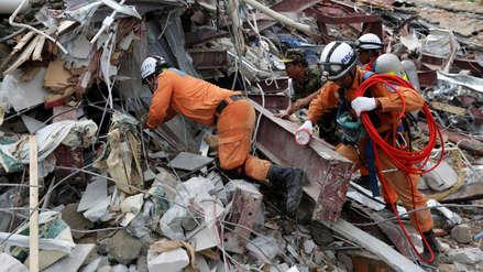 Aumentó a 24 la cifra de fallecidos tras derrumbe de edificio en Camboya