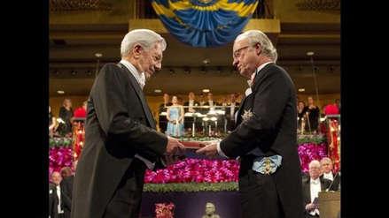 Mario Vargas Llosa y el Nobel: El día que el himno de Arequipa retumbó en Estocolmo