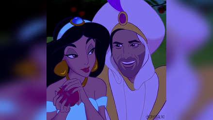 Artista re-imagina a Keanu Reeves como todos los príncipes Disney y queda perfecto