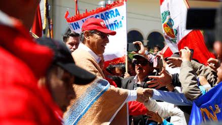 Murió el ministro de Defensa | Presidente Martín Vizcarra lo catalogó como un