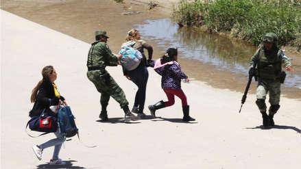 México envía casi 15,000 uniformados a la frontera con EE.UU. para controlar migración