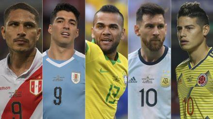 Los cuartos de final de la Copa América 2019: clasificados y cruces de esta fase de la cita continental
