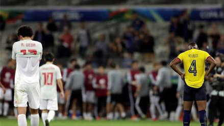 Japón no pudo ante Ecuador y ambas selecciones se eliminaron de la Copa América