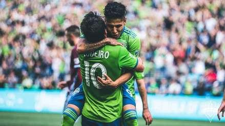 Amigos y rivales: Raúl Ruidíaz y Nicolás Lodeiro protagonizan duelo de 'Sounders'