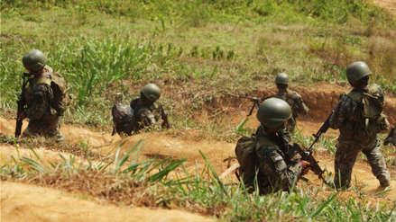 Tres miembros del Ejército fallecieron tras enfrentamiento con terroristas en el VRAEM