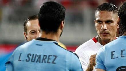 Paolo Guerrero y Luis Suárez, un duelo con algunas curiosidades