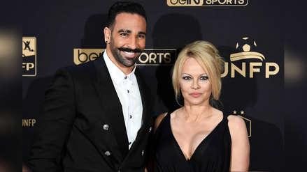 Pamela Anderson reveló haber sido engañada y amenazada por Adil Rami