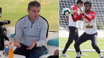 Pablo Bengoechea analizó la previa del Perú vs. Uruguay y defendió a Pedro Gallese