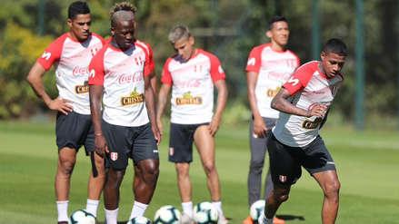 La Selección Peruana, a la espera del alta médica de Zambrano y Ruidíaz, tuvo su última práctica en Sao Paulo
