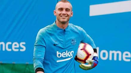 Jasper Cillessen dejó el FC Barcelona y ya pasó pruebas médicas con otro club de España