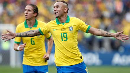 Everton, el 'crack' que le devolvió a la Selección de Brasil la ilusión de ganar una Copa América
