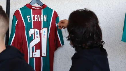 ¡Espectacular! El regalo de Fluminense a todo el plantel de Uruguay
