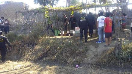 Asesinan a balazos a dos trabajadores de construcción civil y hieren a joven en San Pedro de Lloc