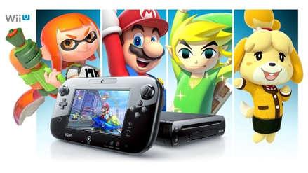 Nintendo lanzó una actualización de sistema para la descontinuada Wii U