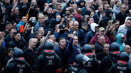 Fiscalía alemana acusa de terrorismo a un grupo de extrema derecha que planeaba cometer atentados