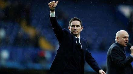 Cada vez más cerca del Chelsea: Derby County le dio permiso al club para negociar con Frank Lampard