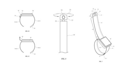 Apple quiere meter una cámara en el Apple Watch y así piensa hacerlo