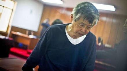 Alberto Fujimori fue dado de alta y regresó al penal de Barbadillo