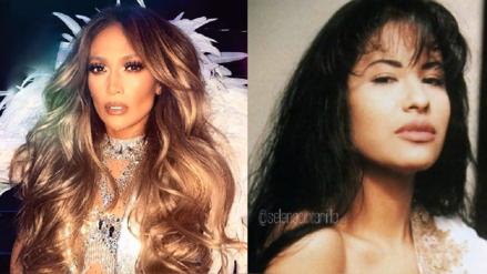 """Jennifer Lopez rinde homenaje a Selena Quintanilla con la canción """"Si una vez"""""""