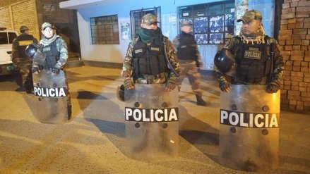 La Policía desarticuló a la banda 'Los intocables del Sur Chico' en un megaoperativo en Mala