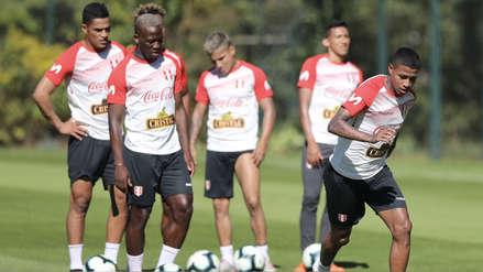 Perú vs. Uruguay: las mejores imágenes del último entrenamiento de la bicolor en Sao Paulo