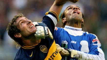 Leyenda de Boca Juniors ve