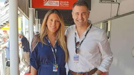 Delly Madrid anunció que esta embarazada de mellizas a sus 40 años