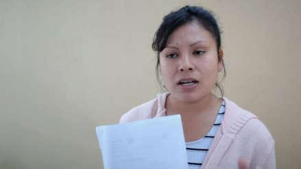 Fiorella Nolasco denunció la liberación de uno de los sicarios que atentó contra su padre