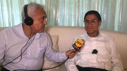 César Hinostroza dice que Martín Vizcarra pidió públicamente que lo condenen