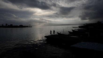 15 fotos que muestran el drama de San Blas, las islas tragadas por el mar por el cambio climático