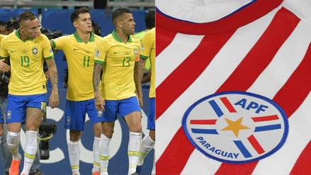 Brasil vs. Paraguay: el equipazo de la 'canarinha' por los cuartos de final de la Copa América 2019