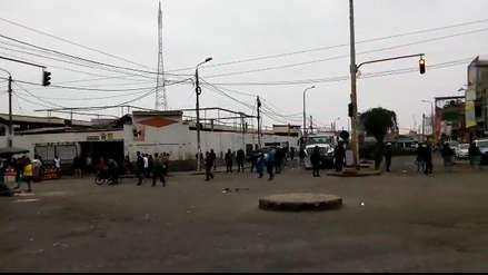 Mercado exMayorista de Trujillo luce libre de ambulantes tras operativo