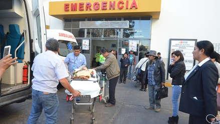 Arequipa | Niño que tragó una moneda y escolar con síndrome de Steven Jonhson son trasladados a Lima