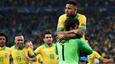 ¡Se acordó que falló ante Perú! Gabriel Jesús marcó el gol de penal que clasificó a Brasil a la semifinal de Copa América