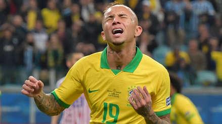 ¡Por poquito! Everton casi puso el 1-0 de Brasil ante Paraguay por los cuartos de final