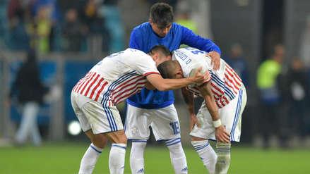 ¡Cayeron en los penales! Paraguay no pudo con Brasil, pese al gran partido que dio en el Arena do Gremio