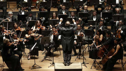 Orquesta Sinfónica Nacional dará concierto gratuito en Ate este 28 de junio