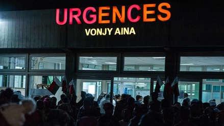 Al menos 16 muertos y 82 heridos en una estampida en un estadio de Madagascar
