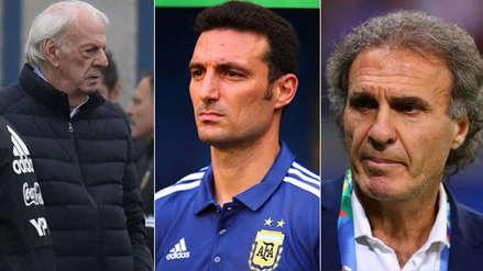 Argentina: Lionel Scaloni habló sobre la pelea entre Menotti y Ruggeri en plena Copa América 2019