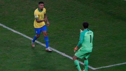¿Las luces del arco donde se pateó los penales de Brasil y Paraguay se apagaron? Aquí la respuesta