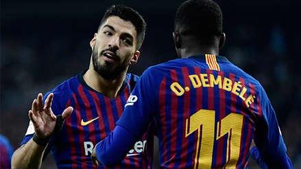 Revelan la complicada relación entre Dembélé y los pesos pesados del Barcelona