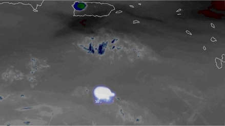 Un asteroide del tamaño de un automóvil cae a 380 kilómetros al sur de Puerto Rico